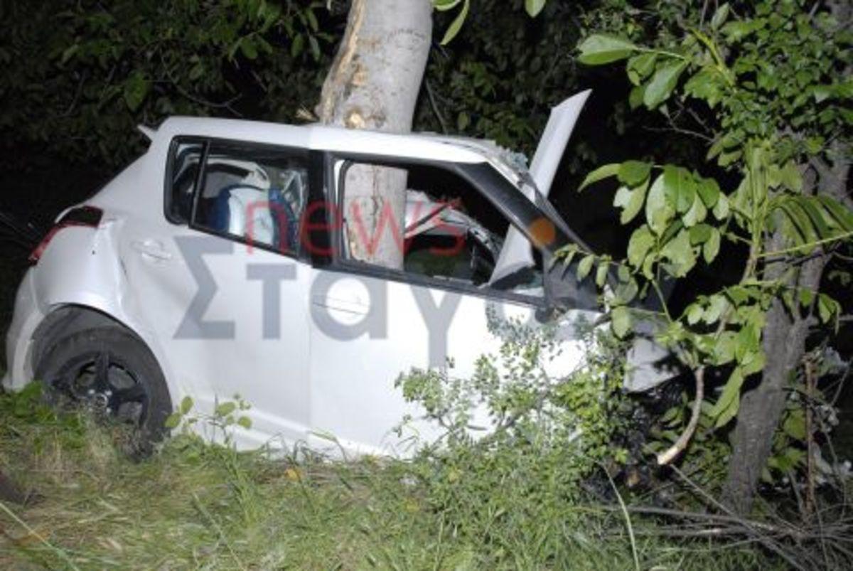 Νεκρή νεαρή μητέρα σε τροχαίο στην Καλαμπάκα – Τραυματισμένο το μωρό της | Newsit.gr