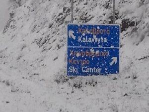 Καιρός: Χιόνια σε Καλάβρυτα και Ξάνθη, «μούλιασε» η Πάτρα