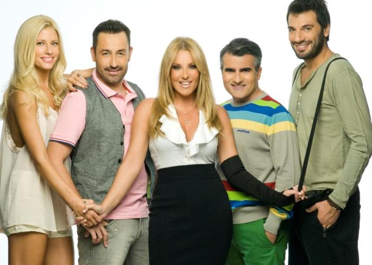 Οριστικό! Αυτή είναι η ομάδα του Μες στην καλή χαρά | Newsit.gr