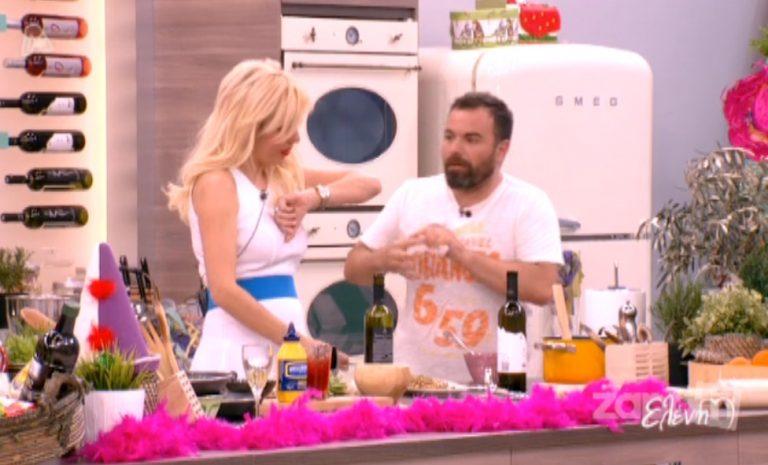 Η Μενεγάκη και ο Καλλίδης νόμιζαν ότι έπαιζαν διαφημίσεις, αλλά…   Newsit.gr