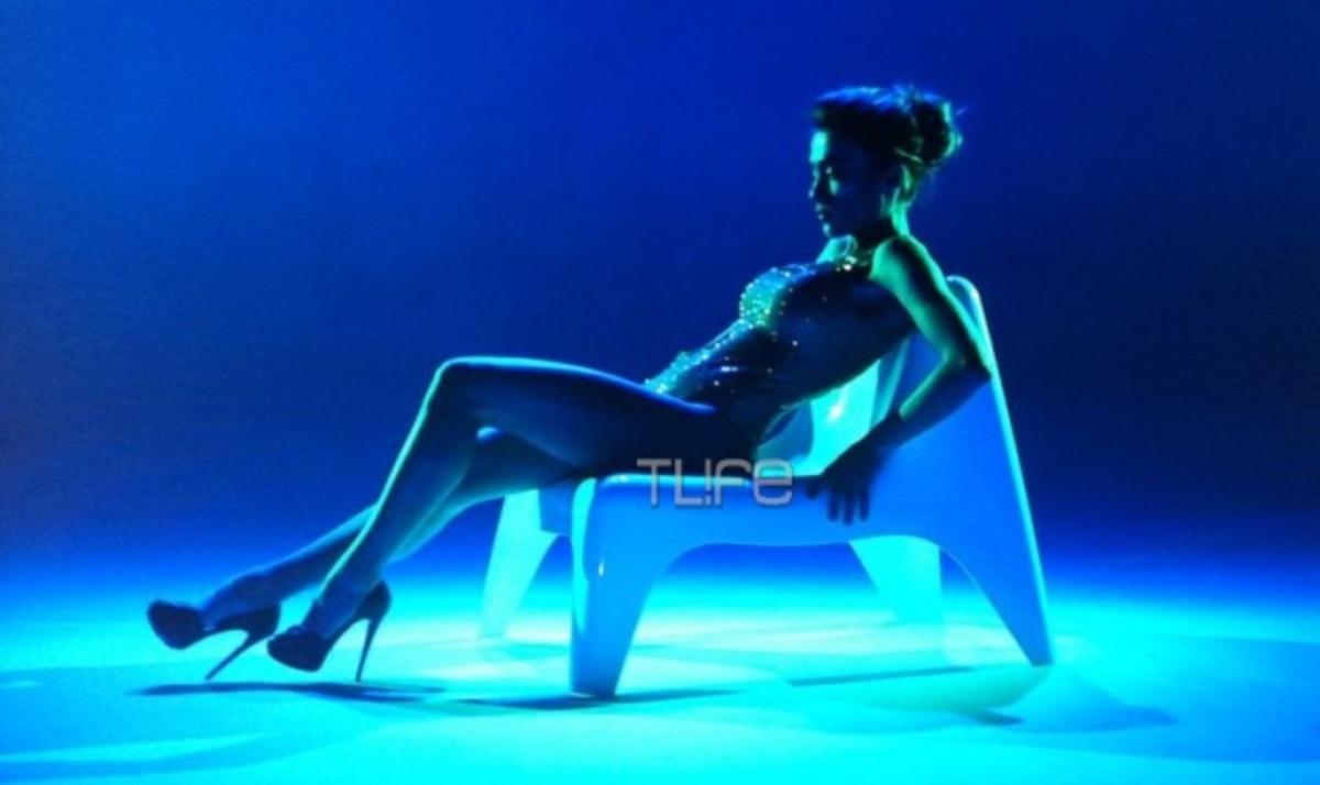 Το TLIFE στα γυρίσματα του νέου video clip της Στέλλας Καλλή! | Newsit.gr