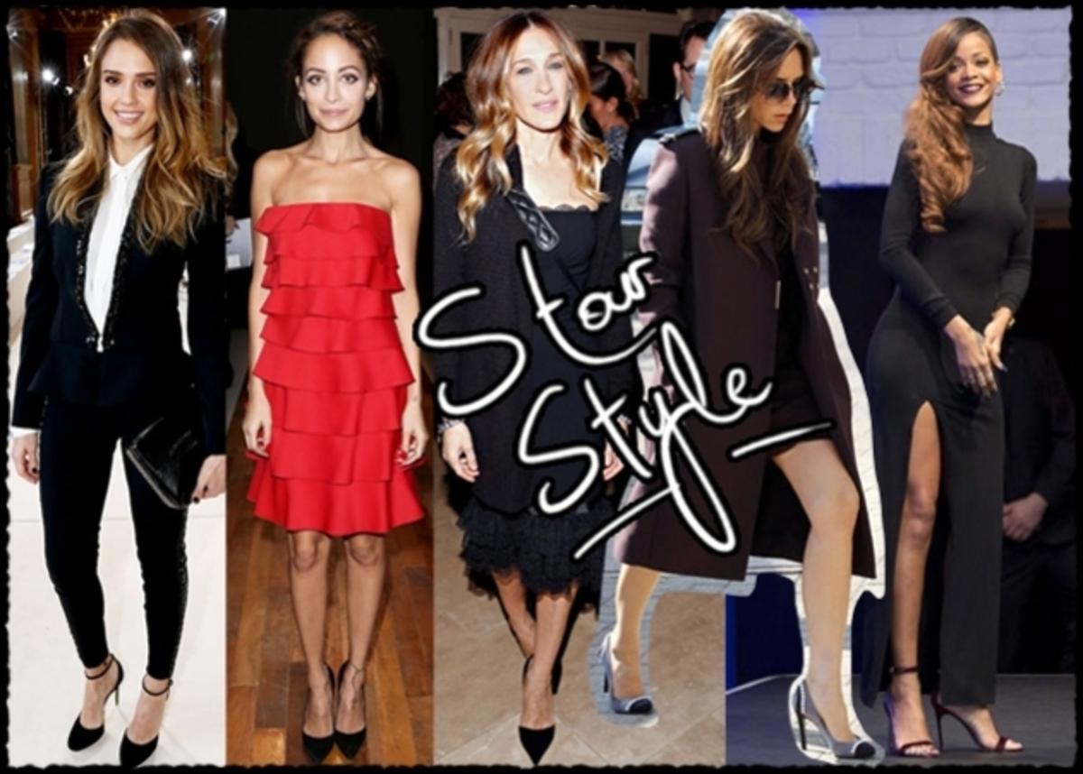 Τι φόρεσαν οι celebrities; Ψήφισε την καλοντυμένη της εβδομάδας! | Newsit.gr
