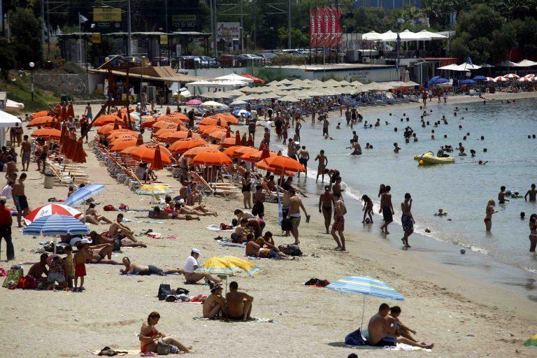 Καύσωνας το Σαββατοκύριακο – Έως και τους 38 βαθμούς η θερμοκρασία | Newsit.gr