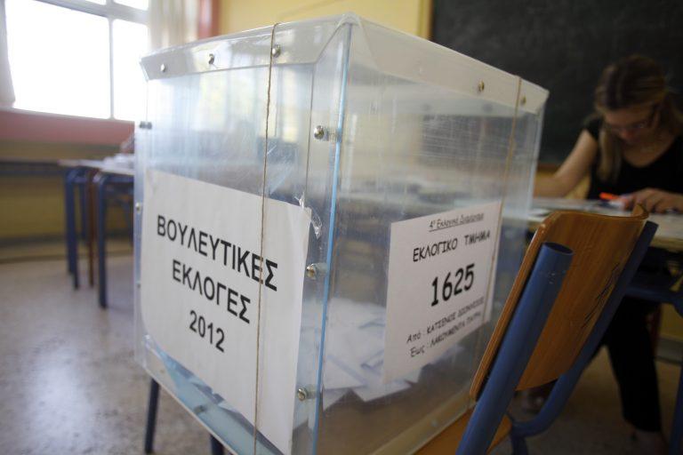 Έδρες των κομμάτων   Newsit.gr