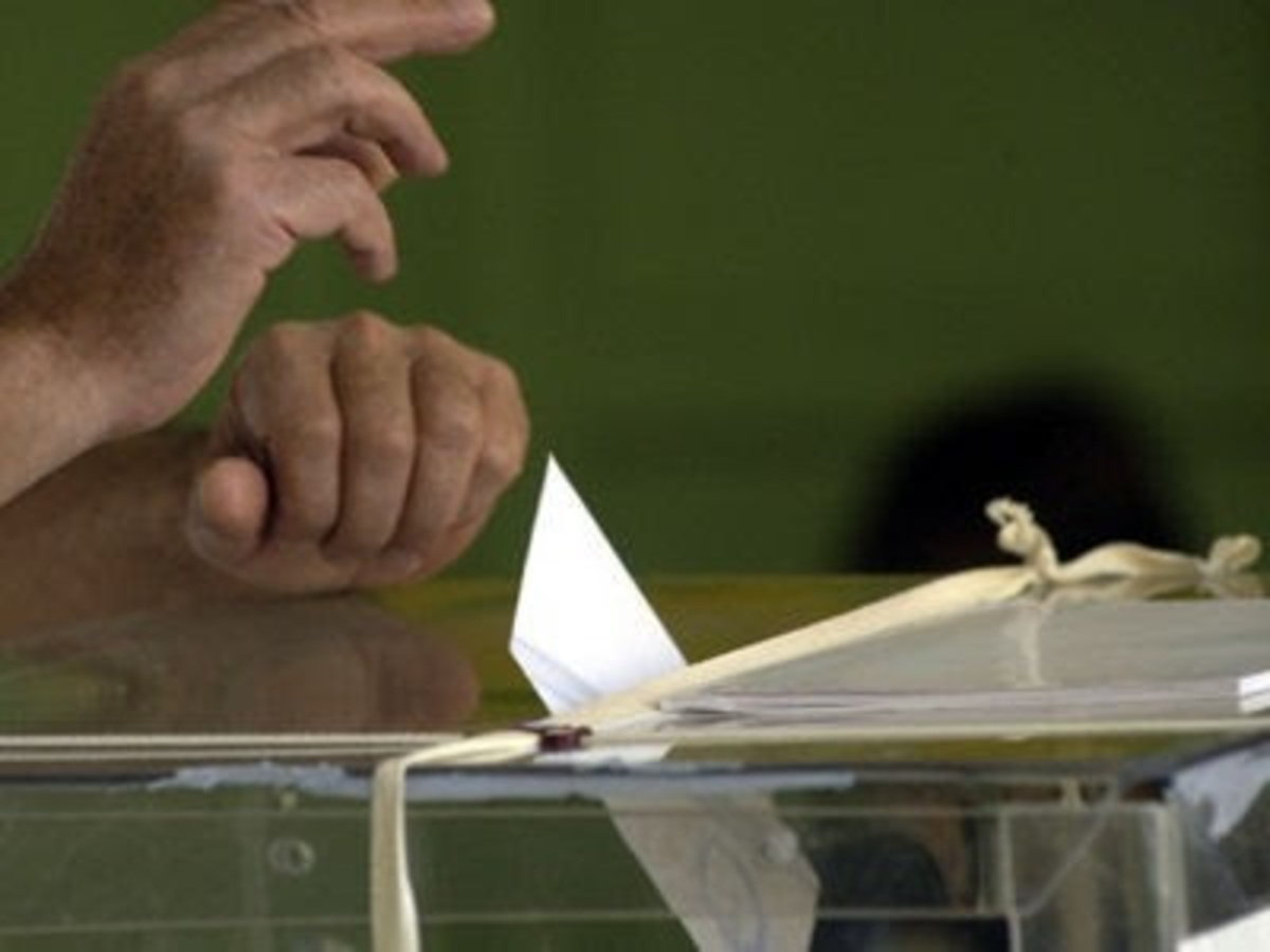 Πυροβολισμοί σε εκλογικό τμήμα της Ζακύνθου | Newsit.gr