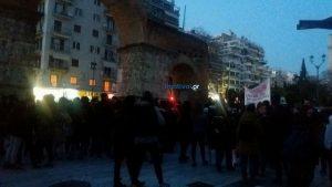 Αλέξανδρος Γρηγορόπουλος: Ολοκληρώθηκε η πορεία στη Θεσσαλονίκη [vid]