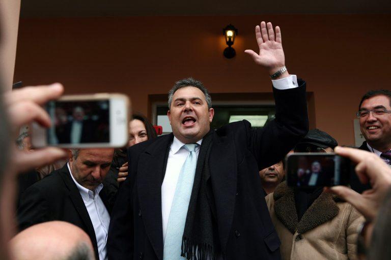 Άγριος καβγάς Καμμένου – Άδωνι στον »αέρα»   Newsit.gr