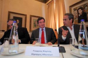 """Σκληρή """"κόντρα"""" Δήμου Αθήνας και ΕΒΕΑ για το κτίριο της οδού Αμερικής"""