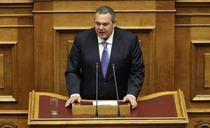 Καμμένος: Η Βουλή έστειλε μήνυμα σε εκείνους που επιβουλεύονται την εθνική κυριαρχία