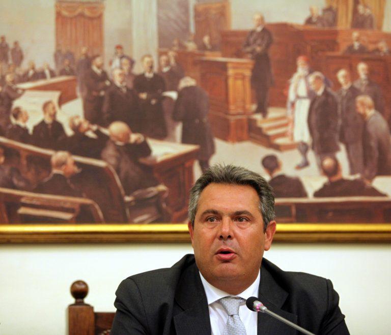 Επιστολή Καμμένου στους πολιτικούς αρχηγούς – Ζητά Εξεταστική για το Μνημόνιο | Newsit.gr