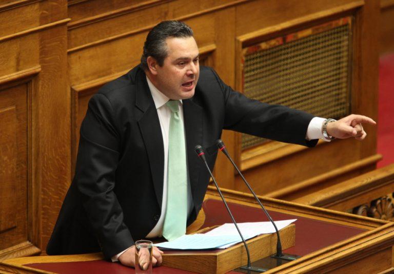Καμμένος: Ναι, με παρακολουθούσε αστυνομικός | Newsit.gr