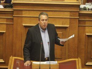 Καμμένος: Πετύχαμε την έξοδο της Ελλάδος από την εποχή των μνημονίων