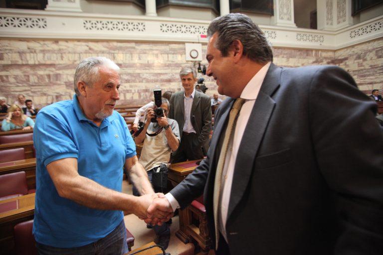 Στα πρόθυρα διάλυσης οι Ανεξάρτητοι Έλληνες – Μανώλης κατά Καμμένου: Έγινε λαγός – Το non paper υπήρχε!   Newsit.gr
