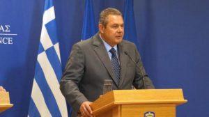 """Καμμένος: Νέο """"σχέδιο Μάρσαλ"""" από τις ΗΠΑ για την Ελλάδα"""