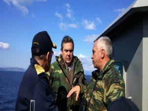 Καμμένος για Τουρκία: «Απαξιώ»! «Απόλυτα έτοιμες οι Ένοπλες Δυνάμεις να απαντήσουν σε κάθε πρόκληση»!
