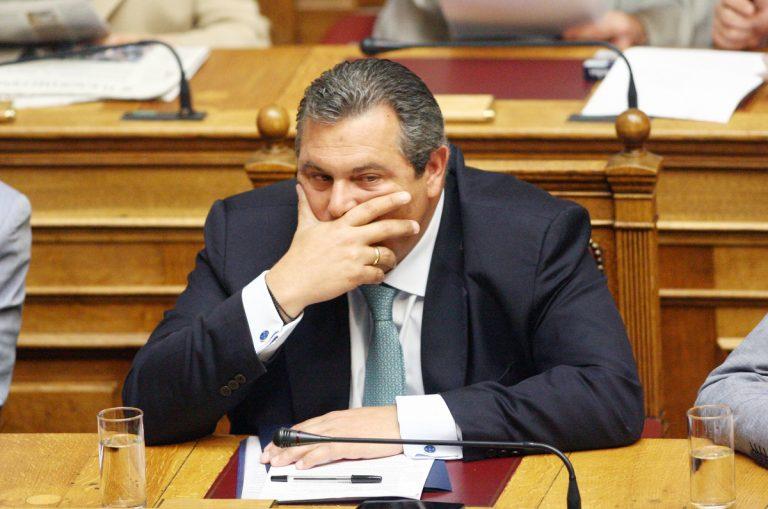 Μύδροι Καμμένου: Αυτοί που πολέμησαν τον Καραμανλή βρίσκονται στην ηγεσία της ΝΔ | Newsit.gr