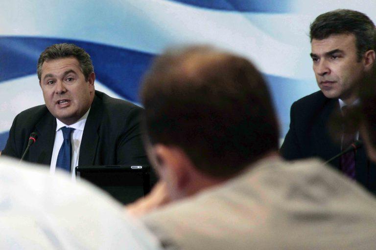 Ανεξ. Έλληνες: Είμαστε ήδη προτεκτοράτο | Newsit.gr