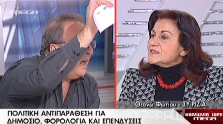 Έξω φρενών ο Καμπουράκης με την αξιολόγηση: «Κρίνομαι κάθε μέρα από αυτά τα κω…νούμερα»! | Newsit.gr