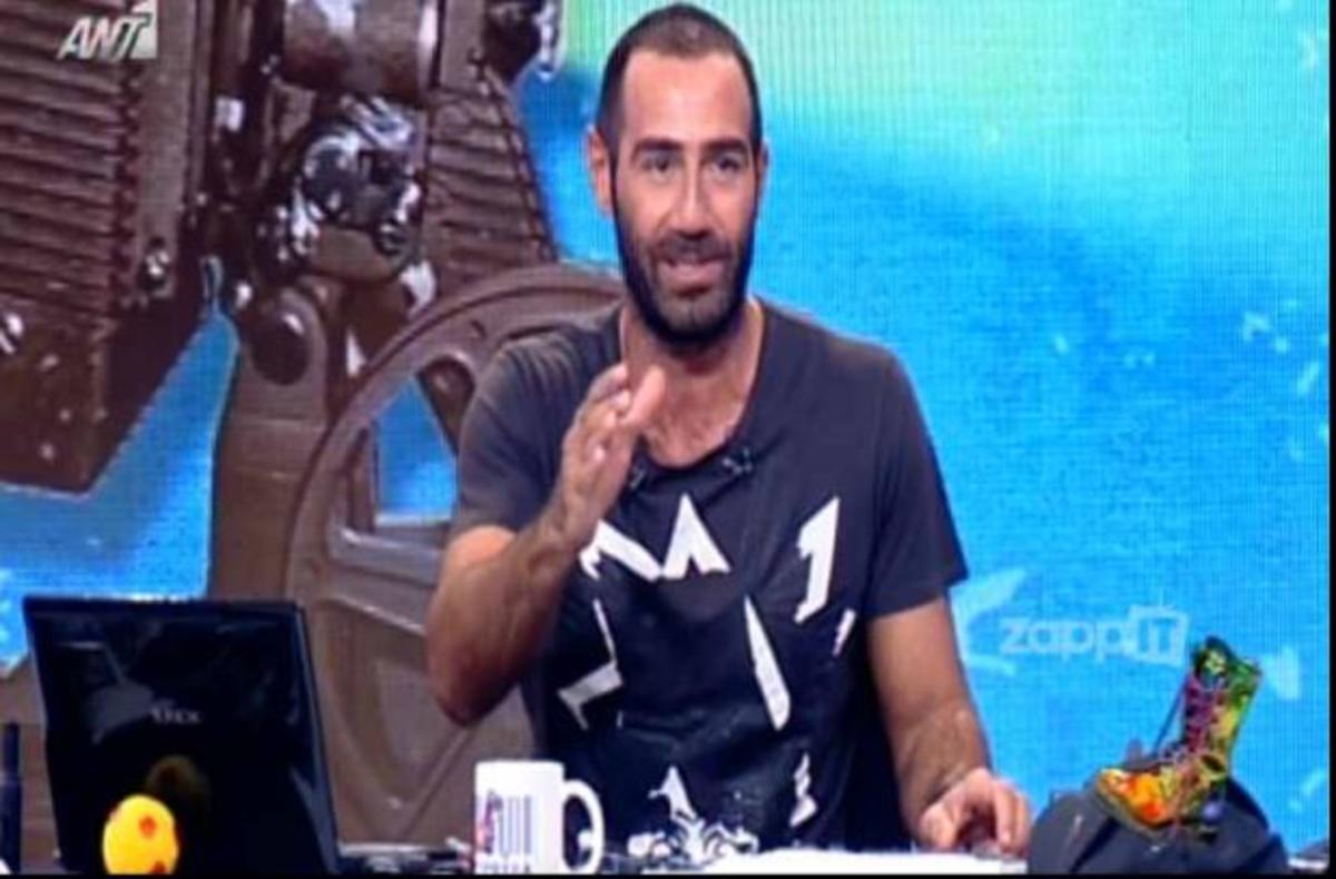 Η αποκάλυψη που έκανε ο Αντώνης Κανάκης στο τέλος της εκπομπής | Newsit.gr