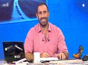 Αντώνης Κανάκης: Όσα δεν είδατε στο Ράδιο Αρβύλα [vids]