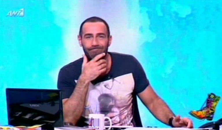 Ο Κανάκης ζήτησε συγνώμη από Λάτσιο και Ματέο για την Μενεγάκη | Newsit.gr