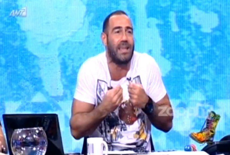 Η σάτιρα τον Ράδιο Αρβύλα για τον Γιάννη Λάτσιο και το μήνυμα απόλυσης που τους έστειλε! | Newsit.gr