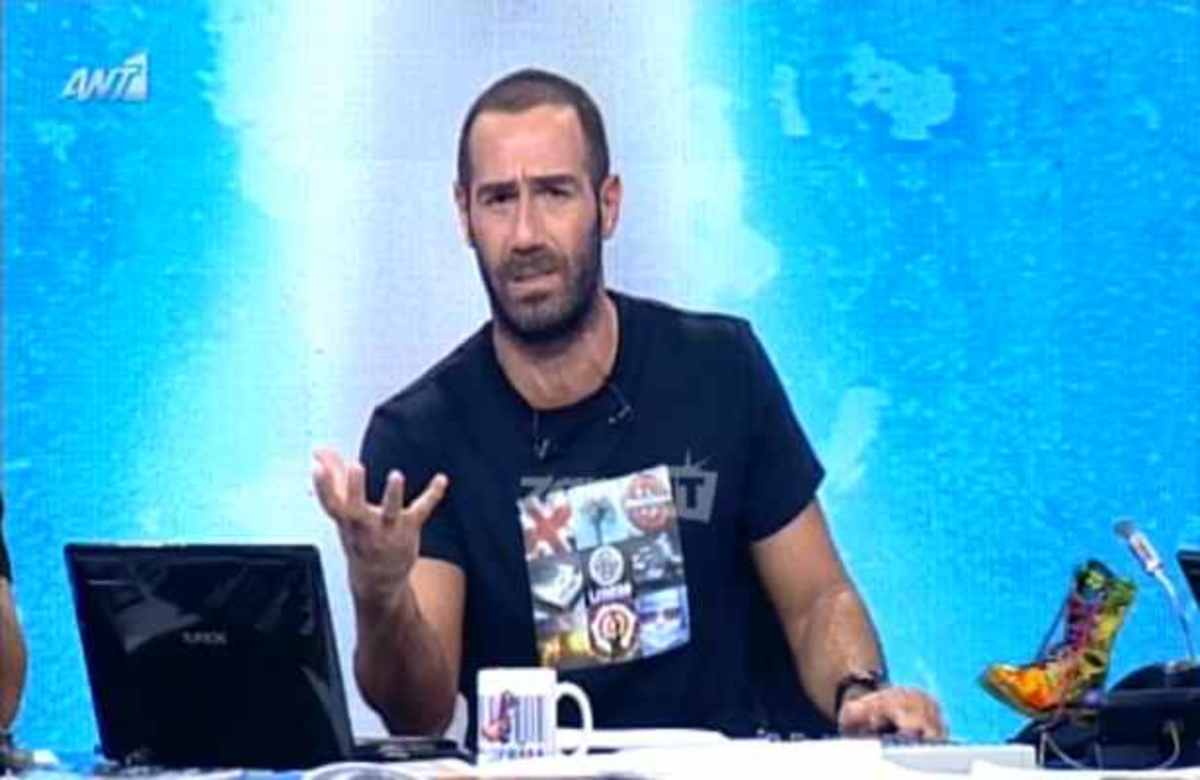 Το καυστικό σχόλιο του Αντώνη Κανάκη για το κόψιμο της πρωινής εκπομπής της ΝΕΤ | Newsit.gr