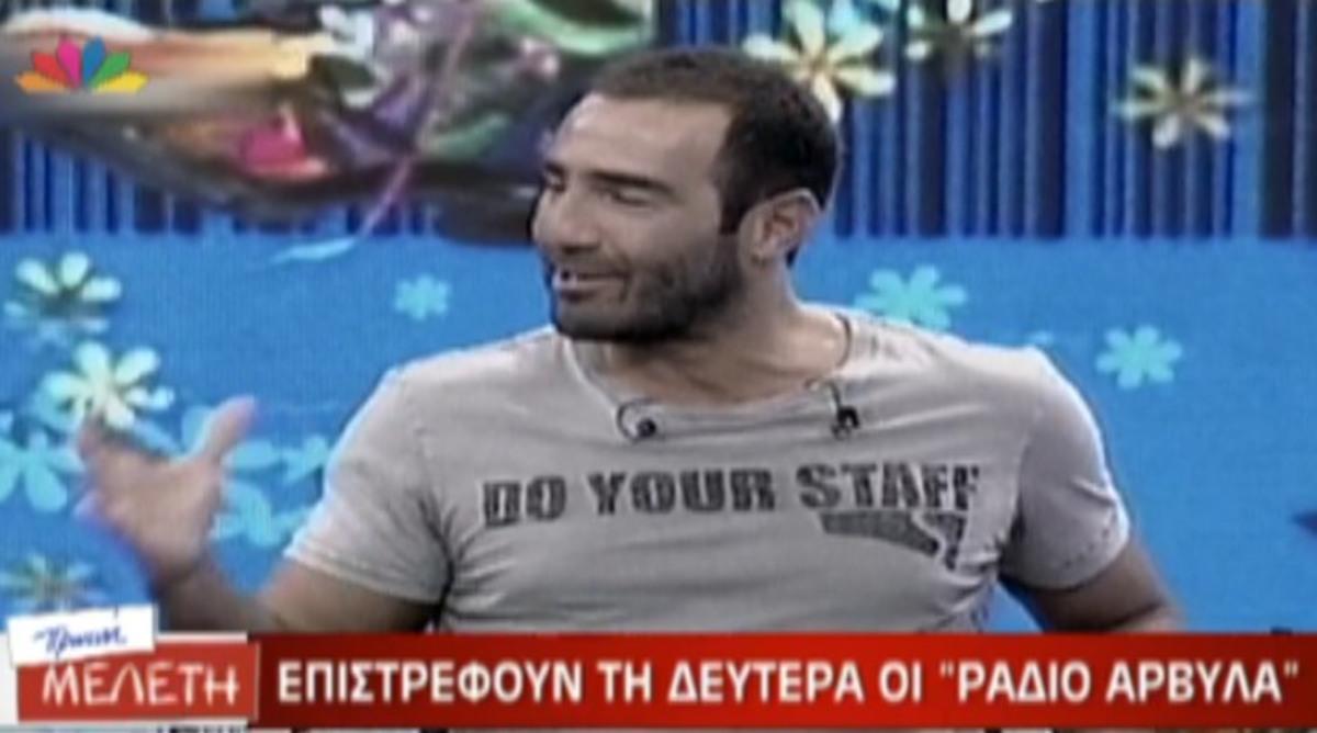 Γιατί ο Κανάκης είχε σκεφτεί να πάρει την παρέα του και να φύγει από τον ΑΝΤ1; | Newsit.gr