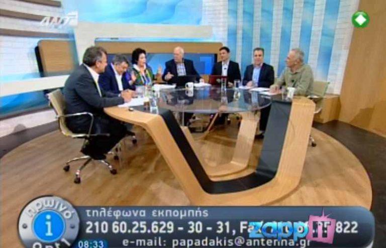 Κανέλλη: «Πάρτο πίσω τώρα! Τώρα όμως! Όταν μιλάω, μιλάω!» | Newsit.gr