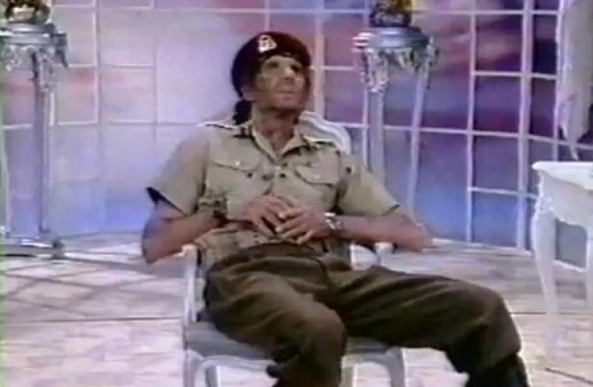 Βίντεο από κωμική σειρά του '87 προβλέπει τον θάνατο του Καντάφι το 2011! | Newsit.gr