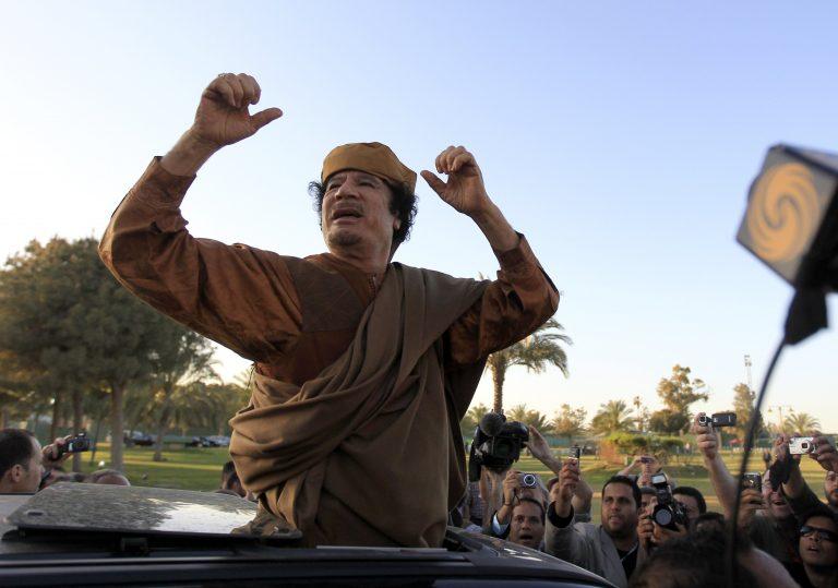 Νέο μήνυμα Καντάφι προς ΝΑΤΟ: «Υποχωρήστε πριν έρθει την καταστροφή» | Newsit.gr