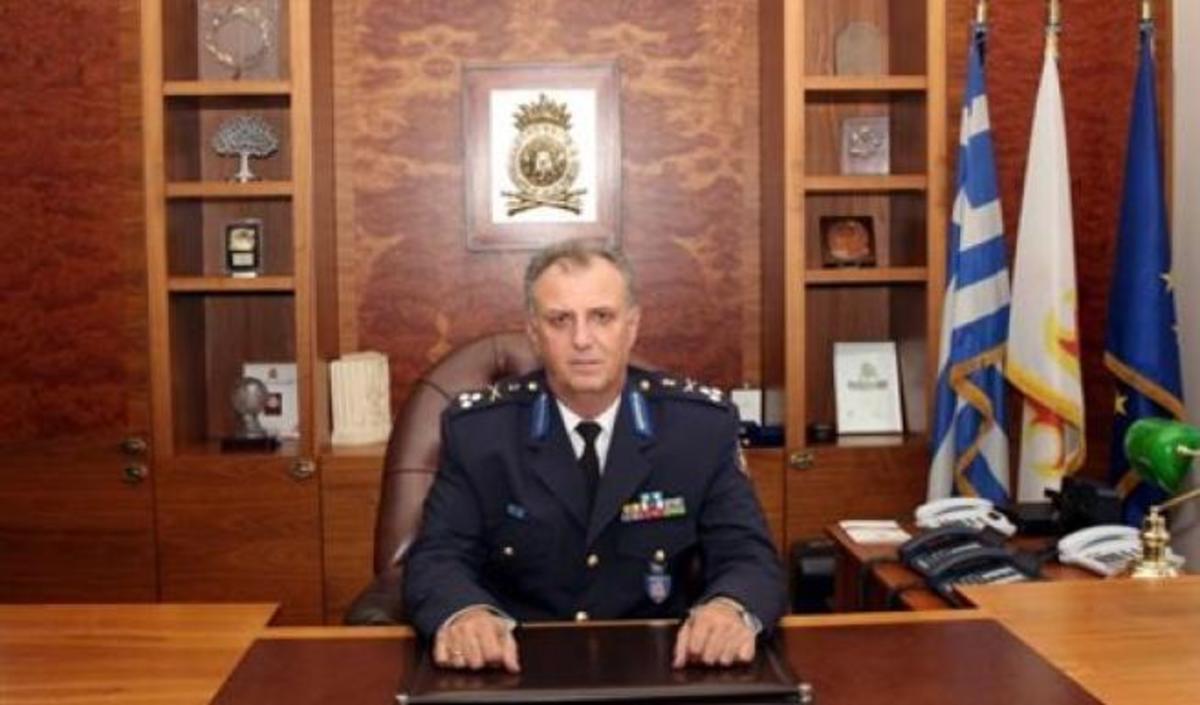 Β. Καπέλιος: Αυτός είναι ο νέος αρχηγός της Πυροσβεστικής | Newsit.gr