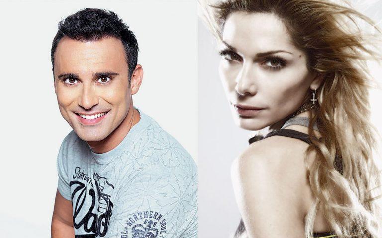 Ο Καπουτζίδης …φρίκαρε με την Βανδή στις πρόβες για την Eurovision | Newsit.gr