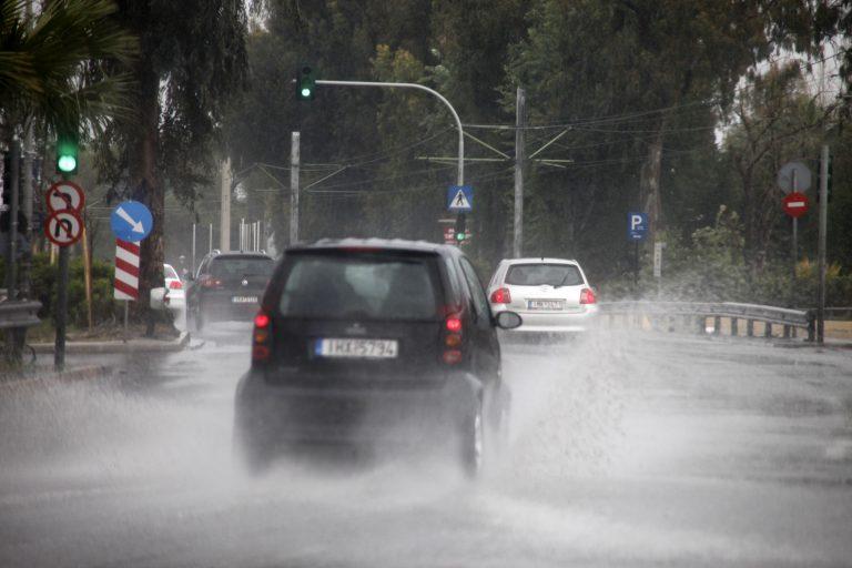 Κρήτη: Η κακοκαιρία έφερε καραμπόλες   Newsit.gr