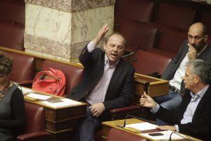 Έξαλλος βουλευτής του ΣΥΡΙΖΑ για την εκκένωση καταλήψεων: Αυτό είναι καταστολή!