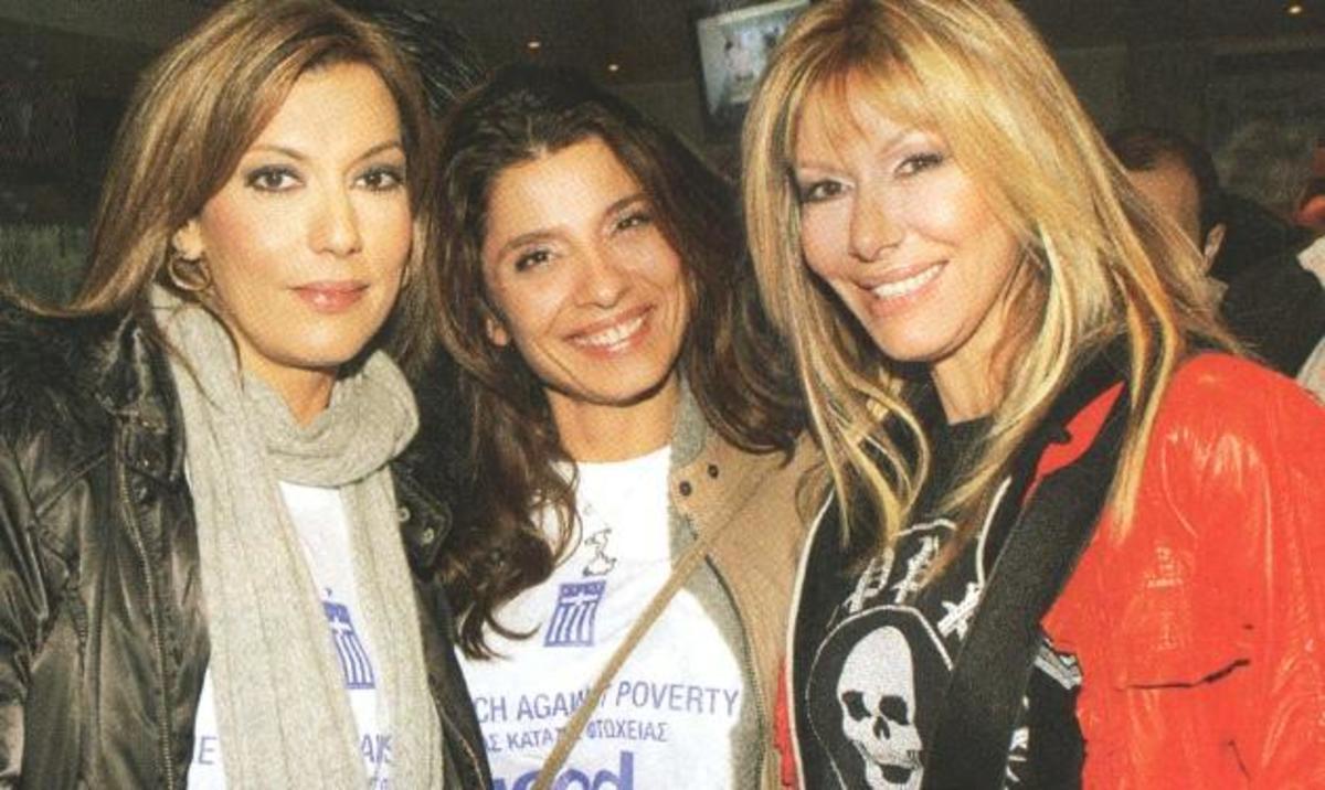 Α. Καραμανλή στο TLIFE: «Η Λίζα Δουκακάρου  έχασε τον φύλακα άγγελό της»!   Newsit.gr