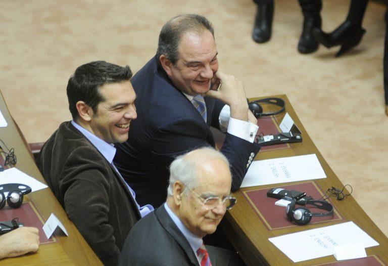 Καραμανλής: «Εγώ τον Τσίπρα, τον πάω» | Newsit.gr