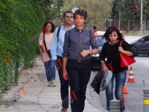 Συνέδριο ΣΥΡΙΖΑ: Ο… μοναχικός και «κομμένος» Καρανίκας [pic]
