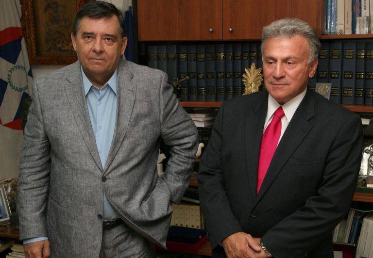 Πήρε πίσω ο Καρατζαφέρης την στήριξή του στον Ψωμιάδη!   Newsit.gr