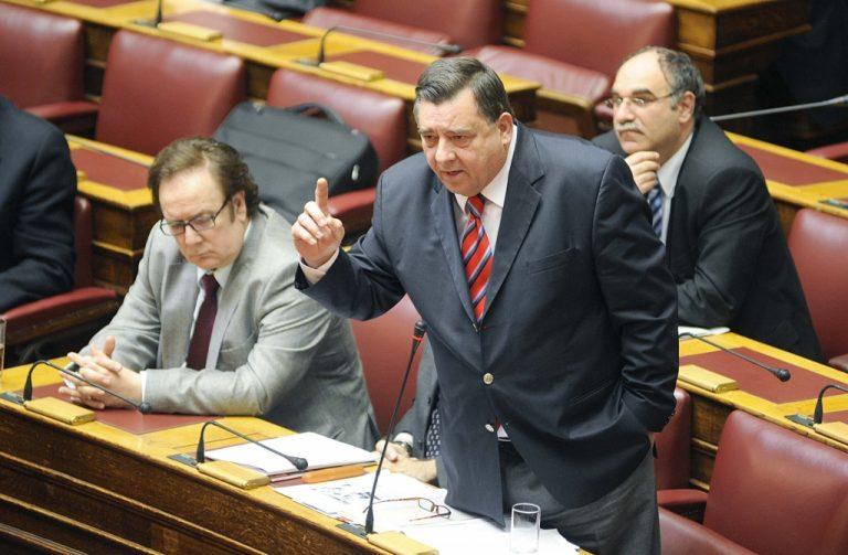 Ερώτηση Καρατζαφέρη για τα εθνικά κληροδοτήματα | Newsit.gr