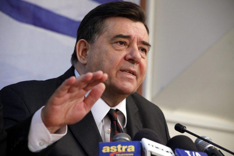 Καρατζαφέρης: «Λαγός της ΝΔ ο Δημαράς» | Newsit.gr