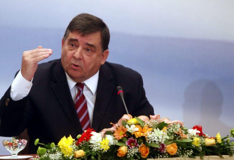 Γ. Καρατζαφέρης: Το βράδυ των εκλογών μυαλό και όχι τσαμπουκά | Newsit.gr