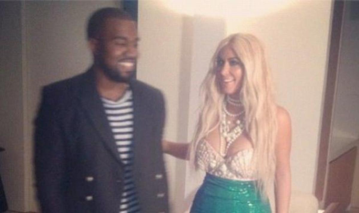 Η Kim Kardashian έγινε ξανθιά και ντύθηκε γοργόνα για το Halloween! | Newsit.gr
