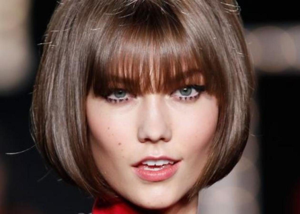OMG! Ποια σου θυμίζει η Karlie Kloss με αυτά τα μαλλιά; | Newsit.gr