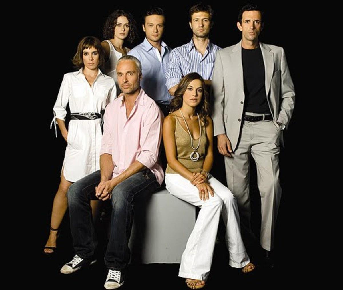 ΑΠΟΚΛΕΙΣΤΙΚΟ Συσκέψεις στον ΑΝΤ1 για τη σειρά «Κάρμα» | Newsit.gr