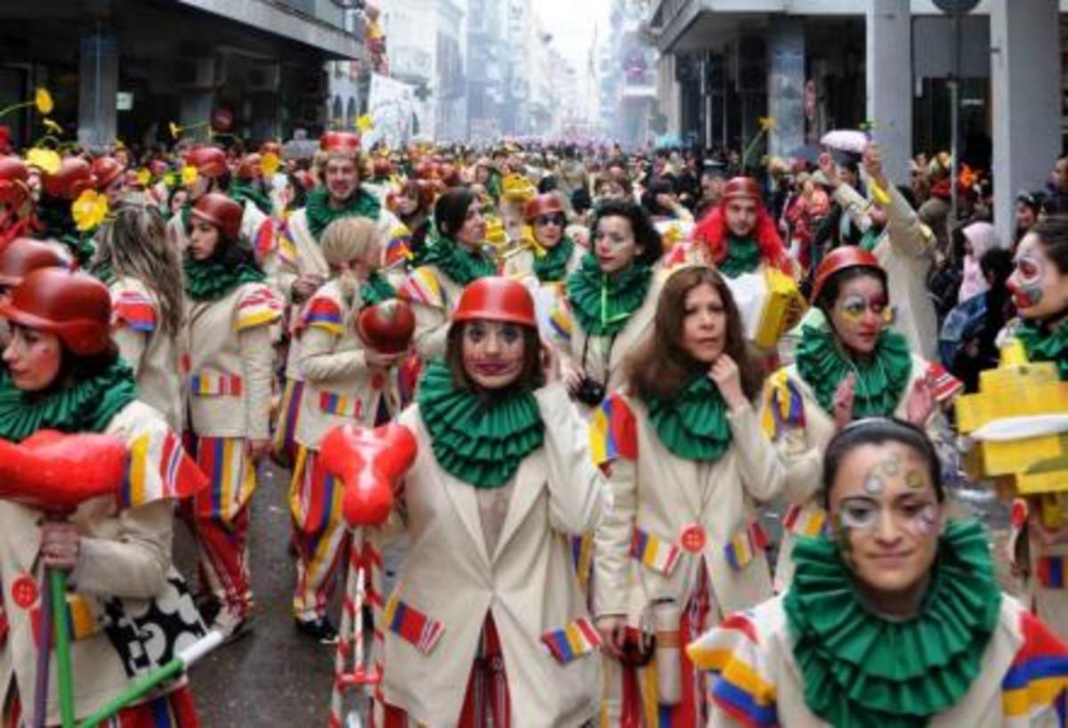 Ξεκινά το Πατρινό Καρναβάλι | Newsit.gr