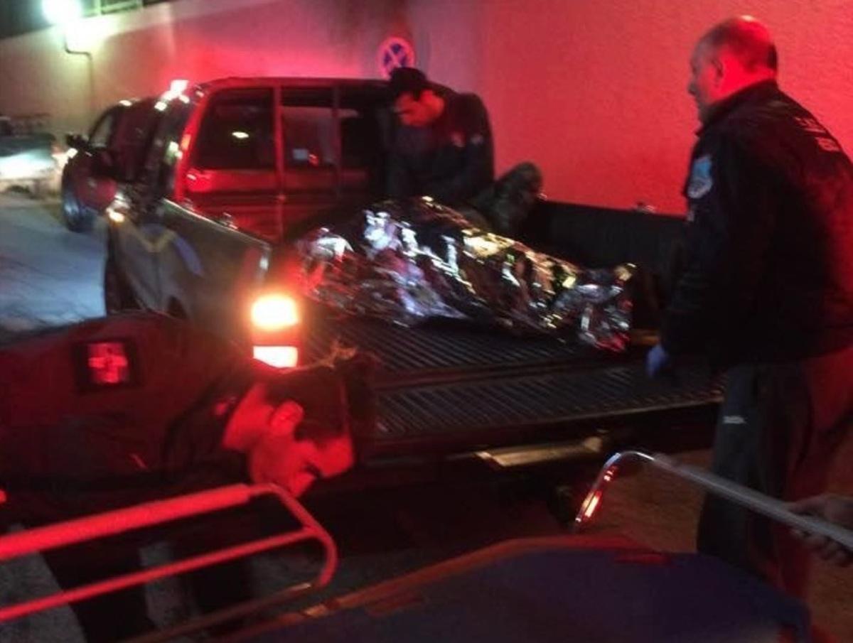 Λασίθι: Τον μετέφεραν στο νοσοκομείο σε… καρότσα [pics] | Newsit.gr