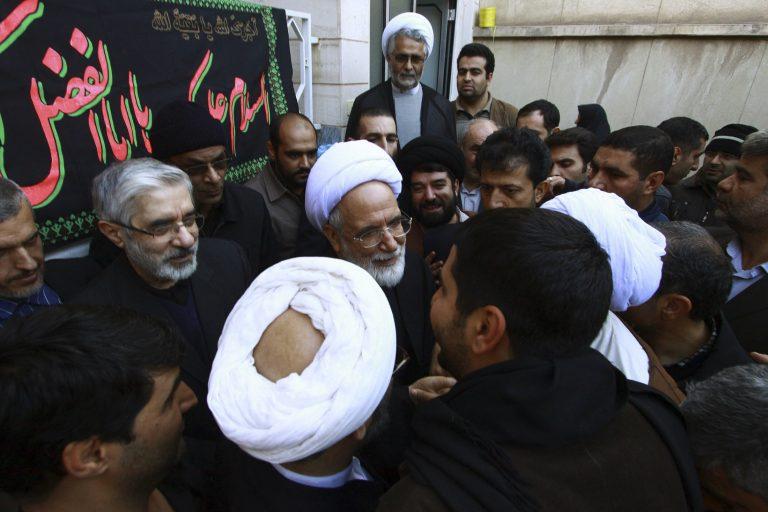 Ηγέτης της ιρανικής αντιπολίτευσης καταγγέλει καταπίεση | Newsit.gr