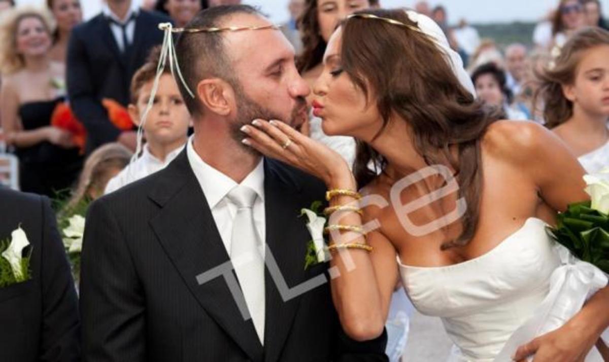 Ν. Καρρά – Φ. Πιττάτζης: To TLIFE σου παρουσιάζει το album του γάμου τους! | Newsit.gr