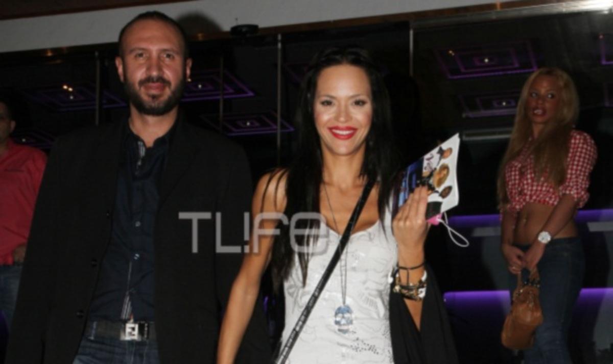 Ν. Καρρά: Πρώτη δημόσια εμφάνιση με τον Φ. Πιττάτζη μετά το γάμο τους! | Newsit.gr
